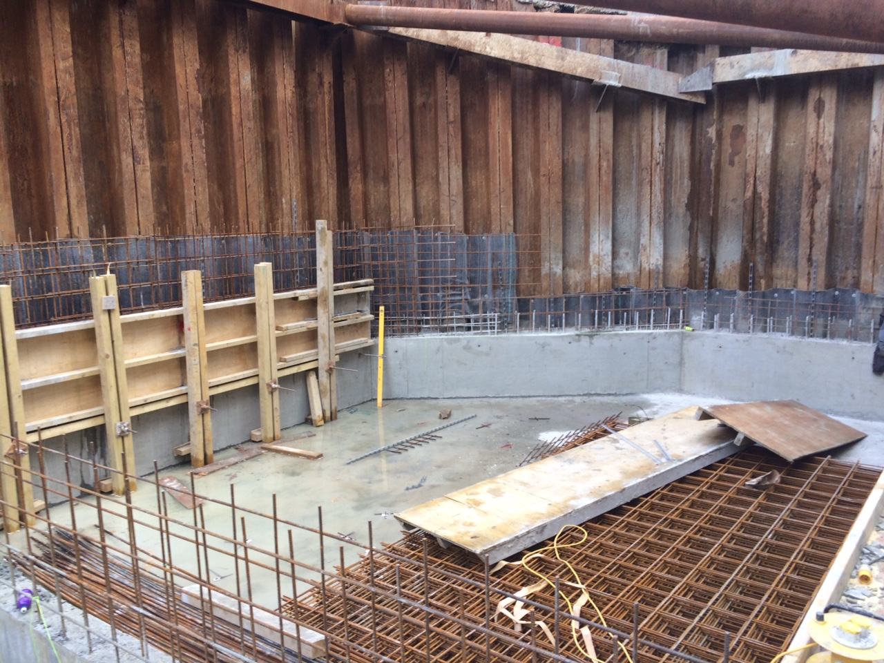 waterproofing below ground structure